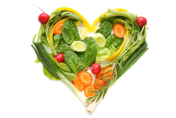 salat herz