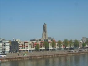 Arnhem met de Eusebiuskerk
