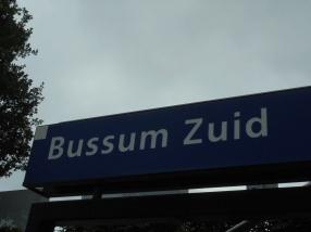 Station Bussum Zuid