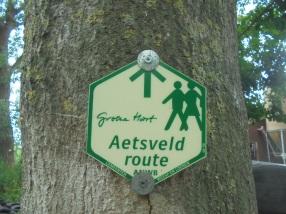 Aetsveld route
