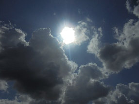 Wolkenfoto