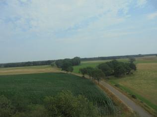 Uitzicht vanaf de toren 1