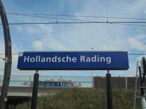 Station Hollandsche Rading