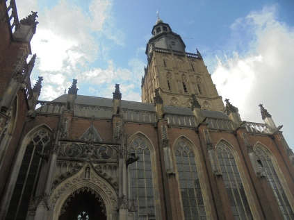 Sint Walburgiskerk Zutphen