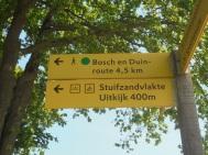 De groene route