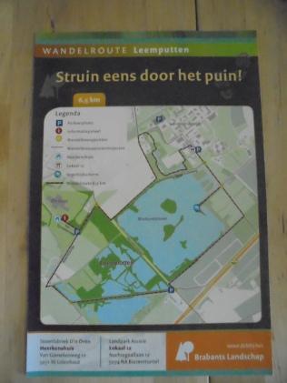 Wandelroute Leemputten